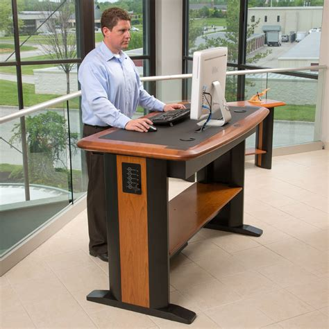 home office standing desk is a standing desk right for you pyrus blog