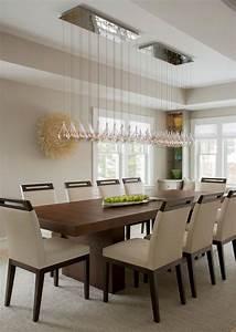 Plafonnier Salle A Manger : 1001 id es salle manger design une louch e de styles ~ Melissatoandfro.com Idées de Décoration