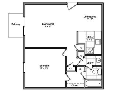 bedroom guest house floor plans  sq ft floor plans