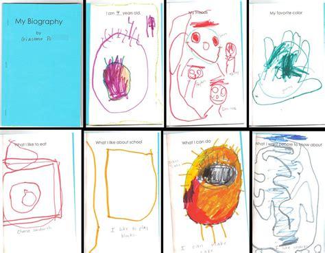 pre k literacy portfolios prekinders 847   litport8
