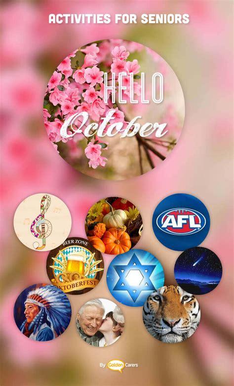 october  ideas activities calendar