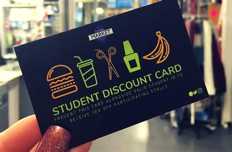 Grab An Exclusive Student Discount Card!   Luton Indoor Market