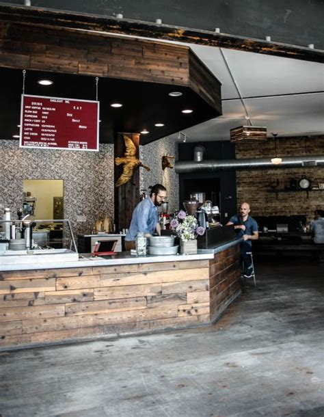 Their cafe is located in the logan square area right next to emporium (beer arcade!) and other hip. Gaslight Coffee Roasters Chicago, Illinois   Café