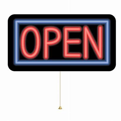 Neon Open Sign Clipart Vector Dmca Complaint