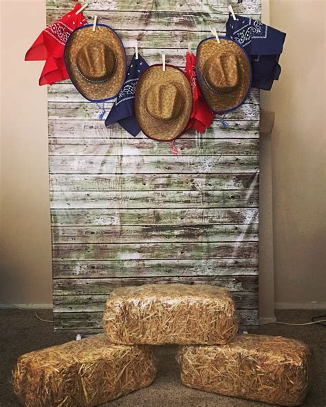 103 Best Western Party Images On Pinterest  Cowgirl Party