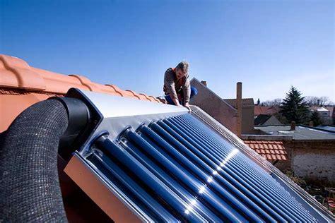 Waerme Der Sonne Die Solarheizung by Sonnenkollektoren J Kurt E K Heizung Und Solar