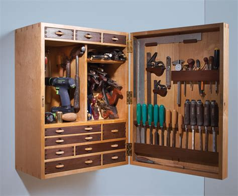 cabinetmakers tool chest popular woodworking magazine