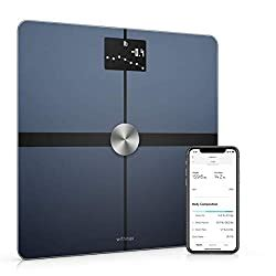 smart scale qardiobase  withings  fitbit aria