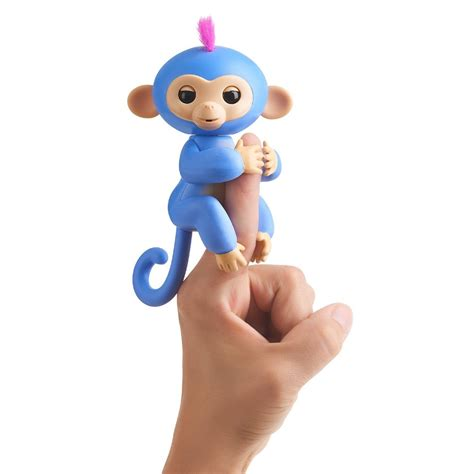 interactive baby monkeys smart colorful fingers induction toys gifts smart robot fingerlin end 9 15 2018 2 15 pm