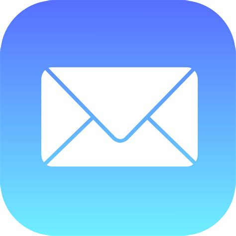 Background Email file mail ios svg