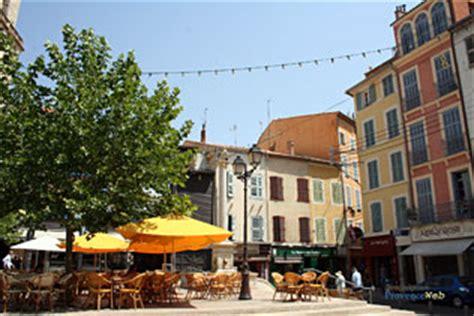 horloge de cuisine draguignan town of the var provence web