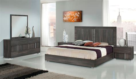 Bedroom Furniture Modern by Alle White Gloss Modern Bedroom Set Modern Bedroom Furniture