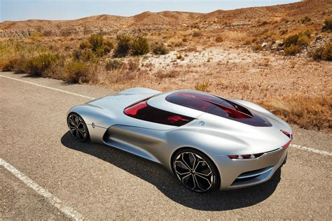 renault trezor renault reveals the trezor 2 seat electric coupe with