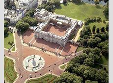 Vue sur Buckingham Palace