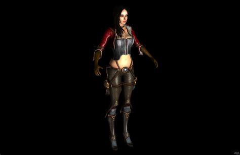 dungeon siege 3 anjali 39 dungeon siege 3 39 katarina reupload by lezisell on deviantart