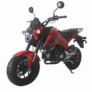 Tao Hellcat 125 Motorcycle