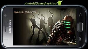 """Dead Space"" Best Horror Android Game Gameplay (EA Mobile ..."