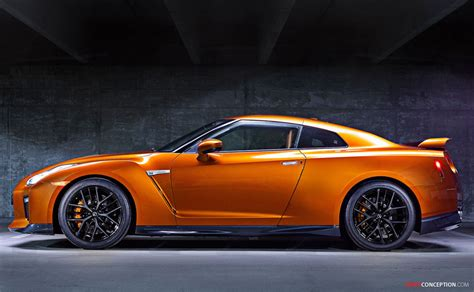 2017 Nissan Gt-r Unveiled