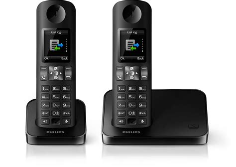 Draadloze Telefoon D6002b/22