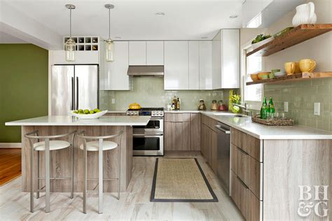 Kitchen Before And After by Before And After Kitchen Remodels Better Homes Gardens