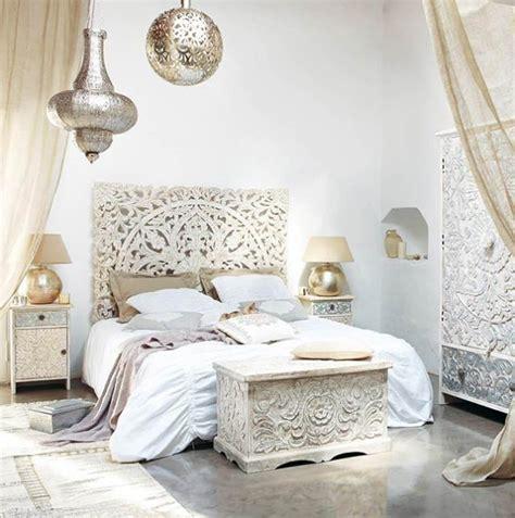 chambre style orientale chambres exotiques invitation au voyage le déco