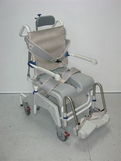 aquatec dual vip shower commode tilting chair ebay