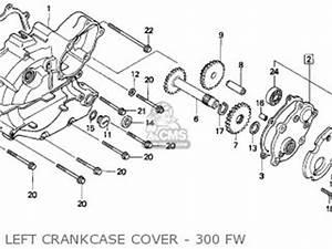 1999 Honda Fourtrax 300 Wiring Diagram : honda trx300fw fourtrax 4x4 1999 usa parts list ~ A.2002-acura-tl-radio.info Haus und Dekorationen