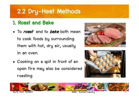 chapter  basic cooking principle food science