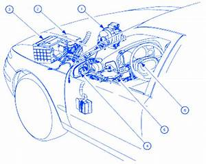 Saturn L300 2002 Electrical Circuit Wiring Diagram