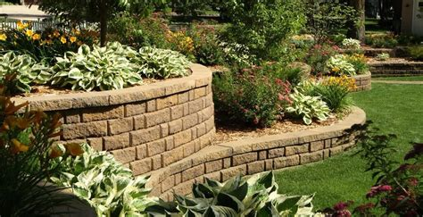 Retaining Wall Products by Rockwood