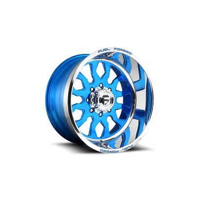 Fuel Forged Wheels Custom Ff37 Solid Wheel