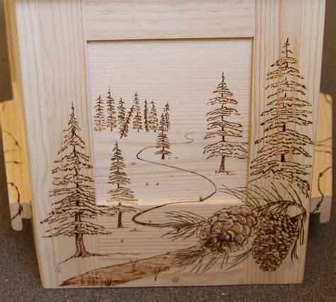 custom artwork   pine box