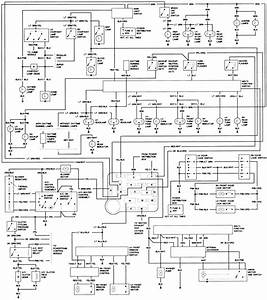 1992 Ford Ranger Tail Light Wiring Diagram  1992  Free