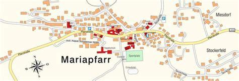 Stadtplan Mariapfarr, Salzburg, Österreich: hot-maps Karte ...