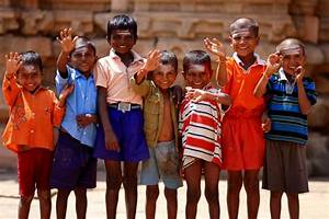 poor... but happy indian kids 'i love india' - It's my ...