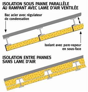 Bac Acier Anti Condensation : isolation sous bac acier toiture froide 19 messages ~ Dailycaller-alerts.com Idées de Décoration