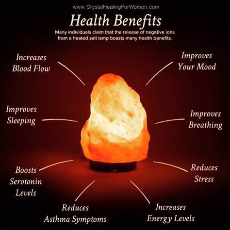 salt rock l benefits health benefits of himalayan salt ls and why you should