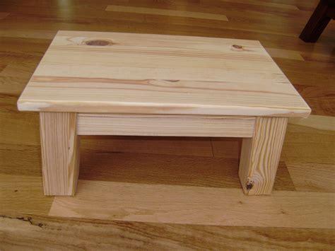 woodwork woodwork footstool  plans