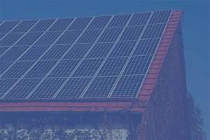Auf Dem Dach : photovoltaik anlage auf dem dach topsolar ~ Frokenaadalensverden.com Haus und Dekorationen