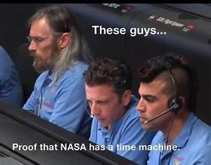 [Image - 369757]   NASA Mohawk Guy   Know Your Meme