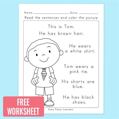 listening comprehension worksheets grade 4 worksheets for