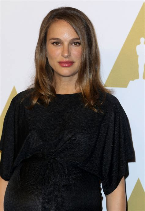 Natalie Portman  Oscar Nominee Luncheon In Los Angeles 2