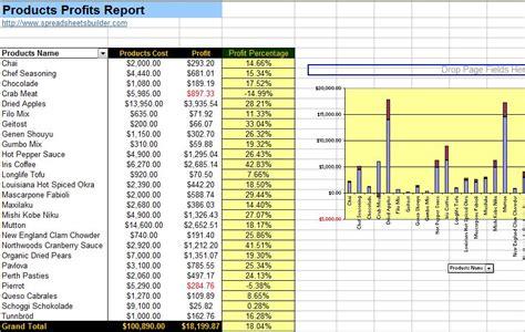 sales report management spreadsheet templates