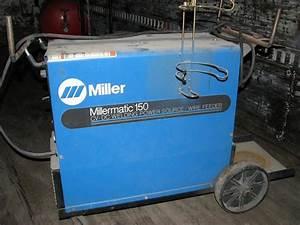 Miller Millermatic 150 Cv  Wire