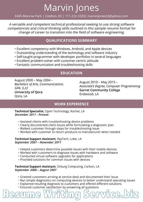 nursing resume examples   land  dream job