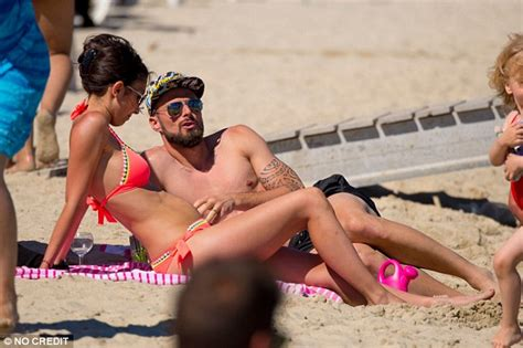 olivier giroud 39 s wows in a during tropez getaway daily