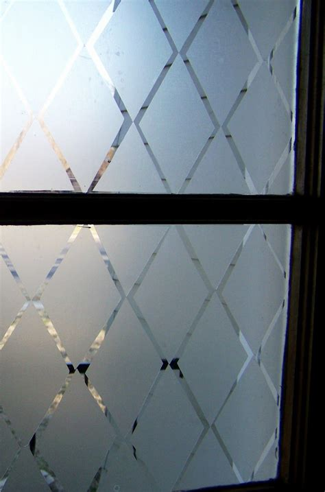 Diy Frosted Window Covering, Contact Brand Liner As