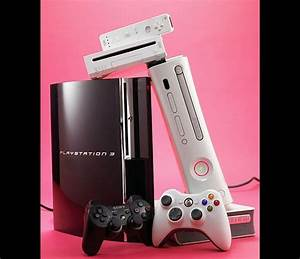 Compare Game Consoles: Wii vs PS3 vs Xbox 360