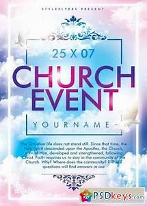 church event psd flyer template free download photoshop With free flyer templates for church events