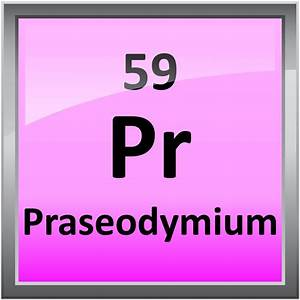 059-Praseodymium - Science Notes and Projects